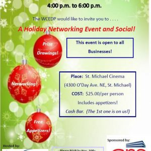 Holiday Networking Event & Social