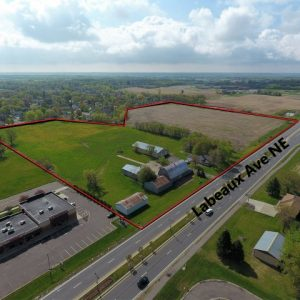 Albertville – 5446 Labeaux Avenue Mixed Use Land