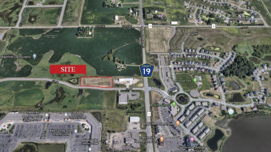 Albertville – 67th Street Commercial Land 2.58