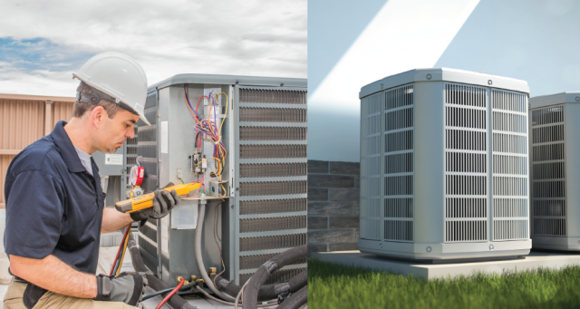 Central MN – HVAC Sales and Service Business