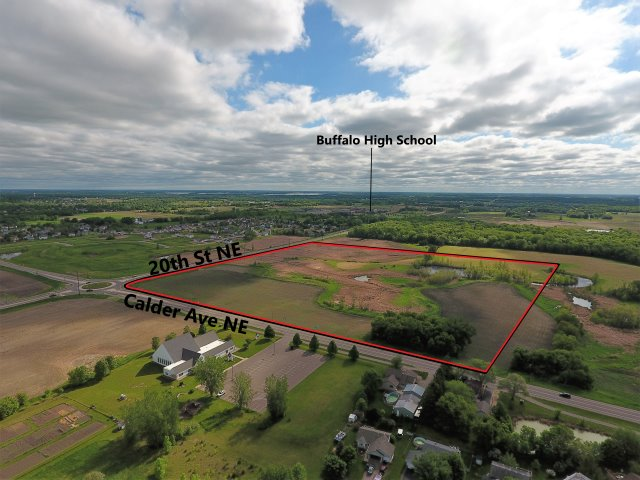 Buffalo – County Road 35/134 Commercial/Residential Land