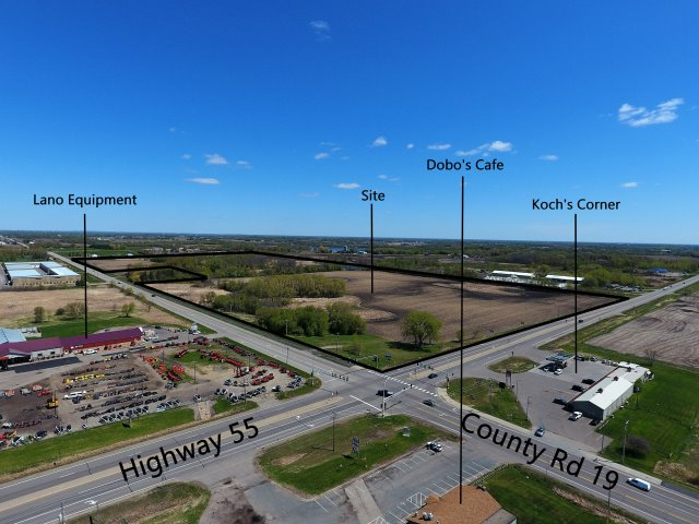 Corcoran – 23440 Highway 55 Commercial Land