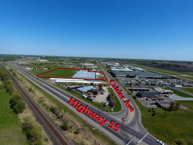 Buffalo – County Road 134 Commercial Land