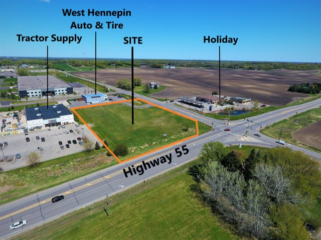 Greenfield – 55/92 Hwy Commercial Land