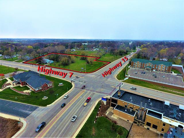 Hutchinson – Highway 7 & 15 Commercial Land