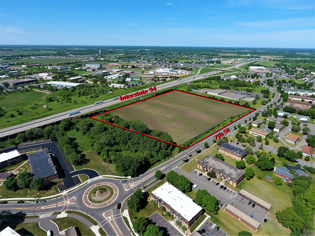 Monticello – 7th Street East 12.87 Acre Commercial Land