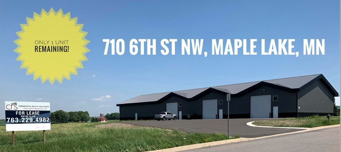 Maple Lake – 710 6th Street Industrial Building