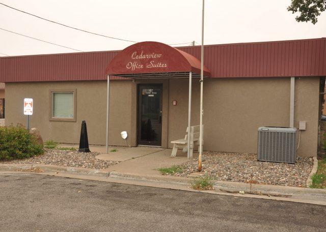 Monticello – 107 Cedar Street Office