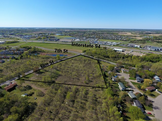 Monticello – 701 Elm Street Residential Development Land