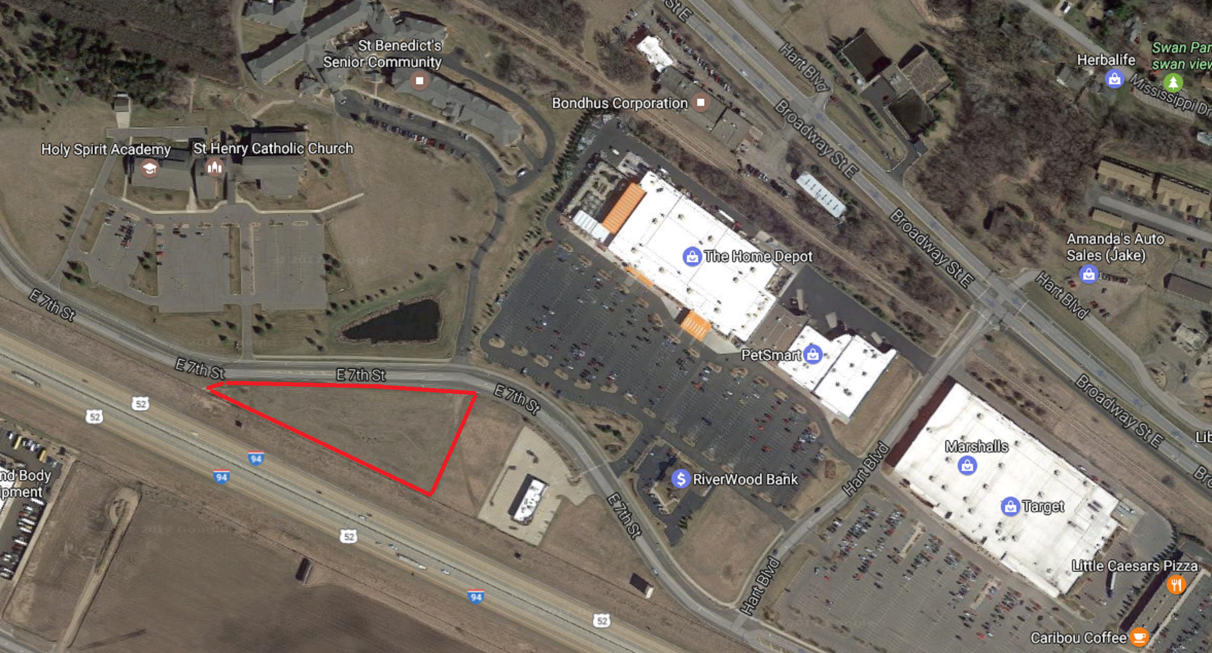 Monticello – 7th Street East 2.0 Acre