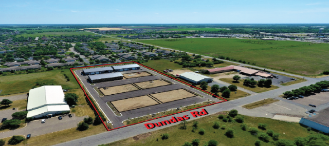 Monticello – Dundas Road Oakwood Industrial Land