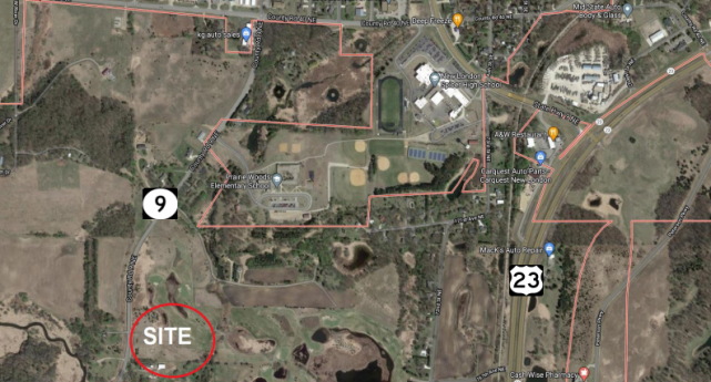 New London – C.R. 9 Residential Lots