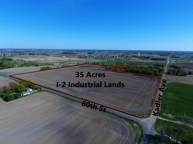 Otsego – 80th Street Land 35 Acre