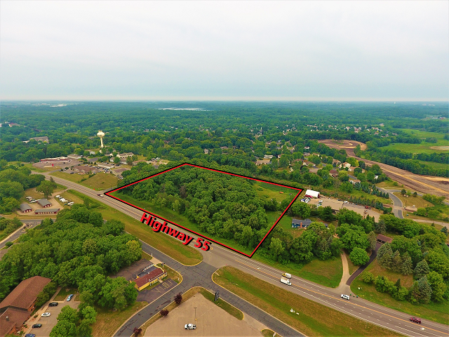 Rockford – Hwy 55 Commercial Property