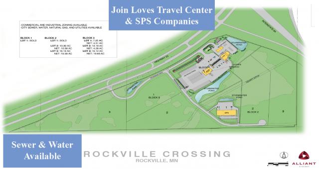 Rockville – Commercial/Industrial Land