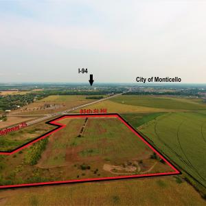 Monticello – Hwy 25 / Co. Rd 106 Development Potential