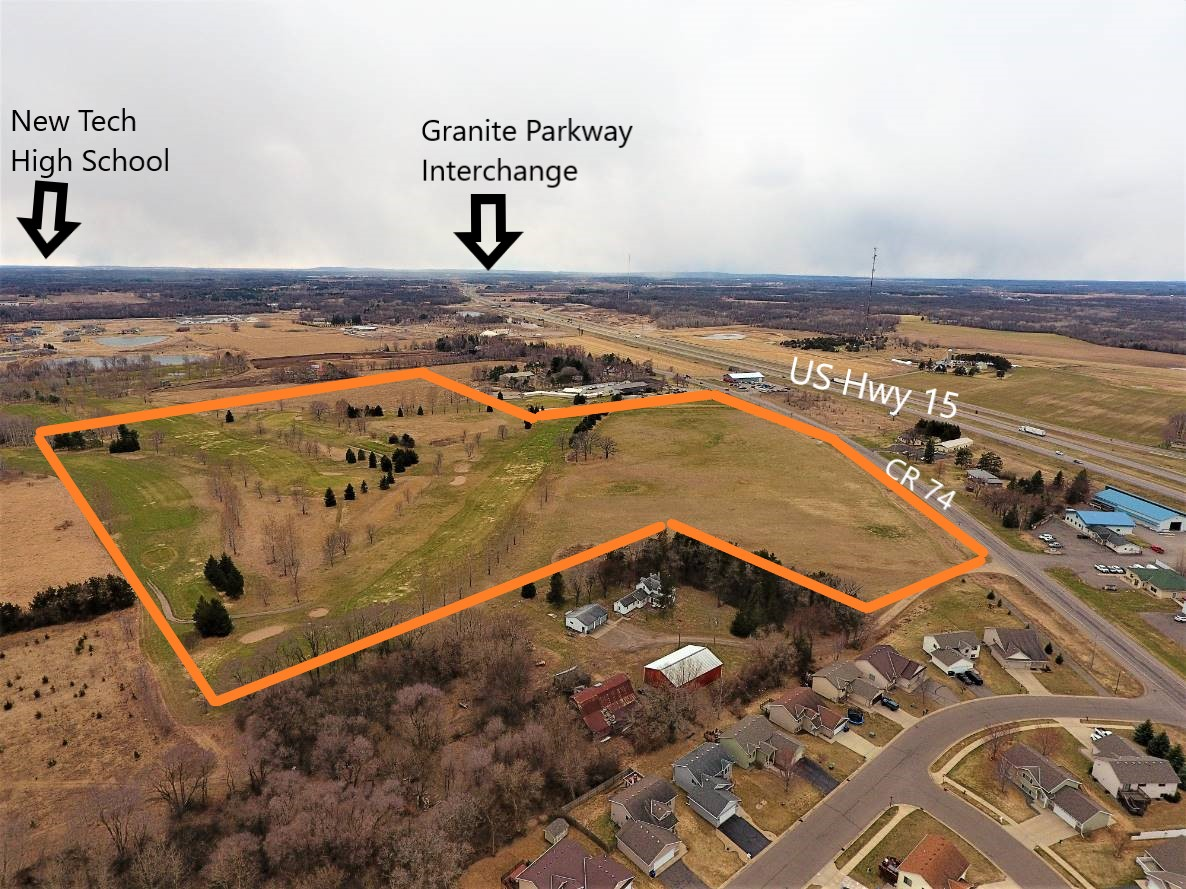 St Cloud – County Road 74 Land 31.33 Acres