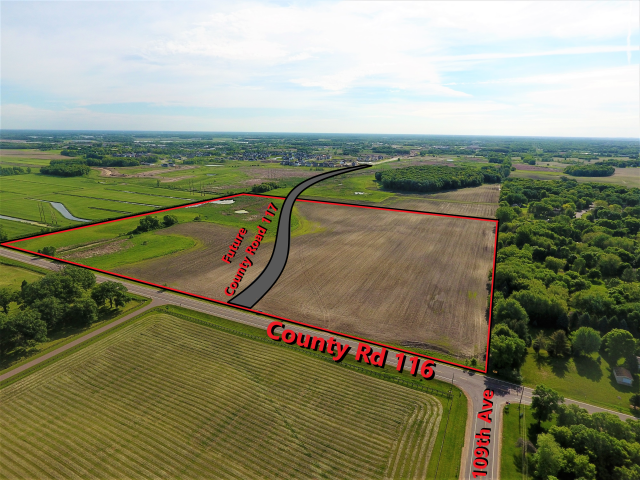 Rogers – County Road 116 Ag Land 38.51 Acres