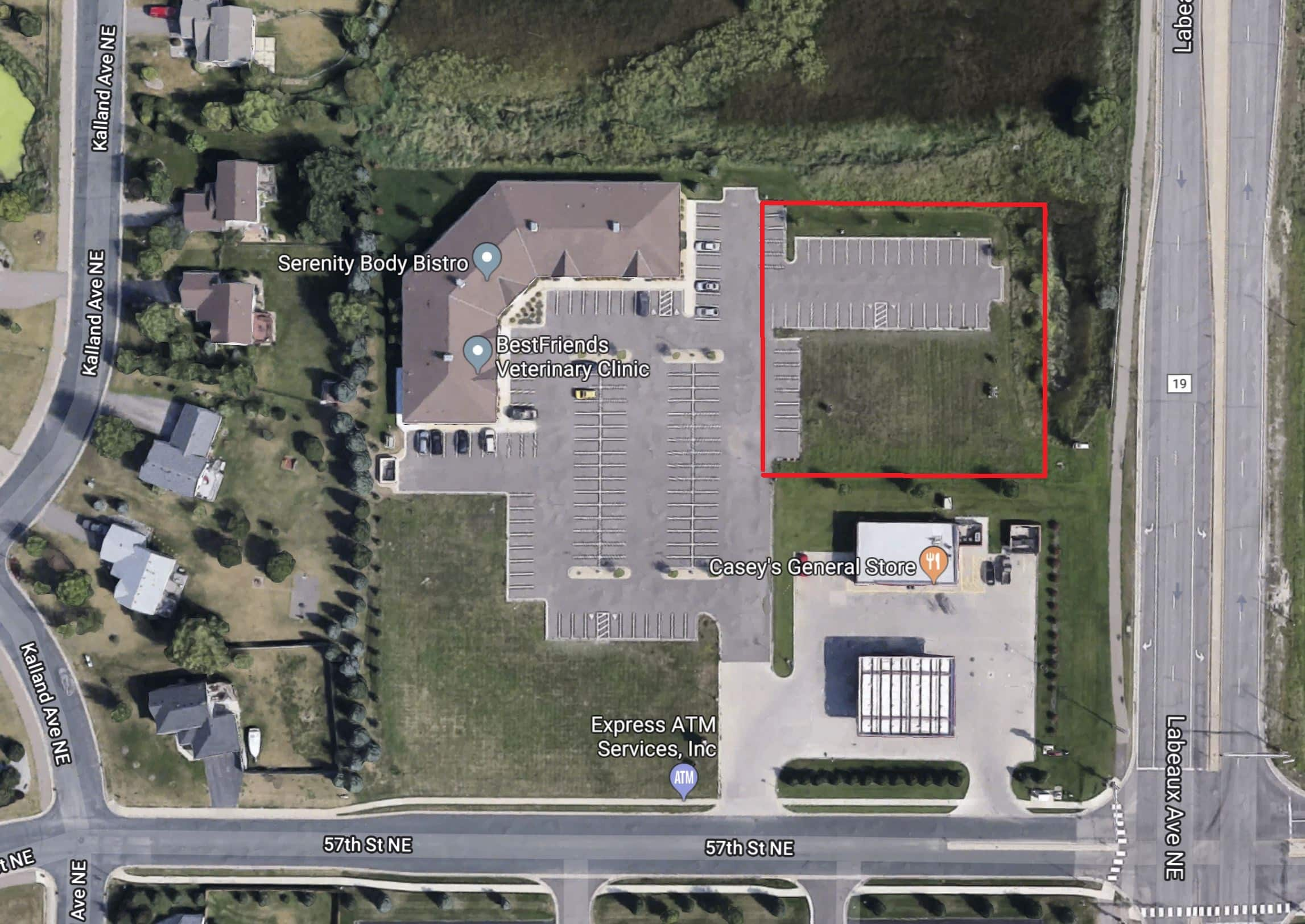 Albertville – 57th Street Commercial Land Parkside