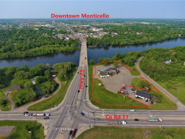 Big Lake – 20455 187 Avenue Commercial Property