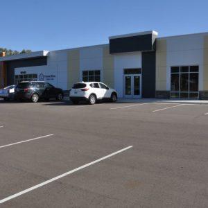 Blaine – 10131 University Ave Commercial Building
