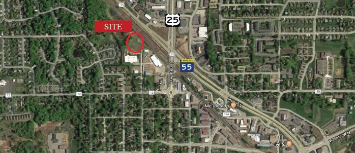 Buffalo – 1st Avenue Commercial Land