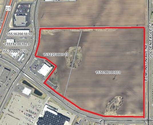 Monticello – School Blvd East 41.15 Acre