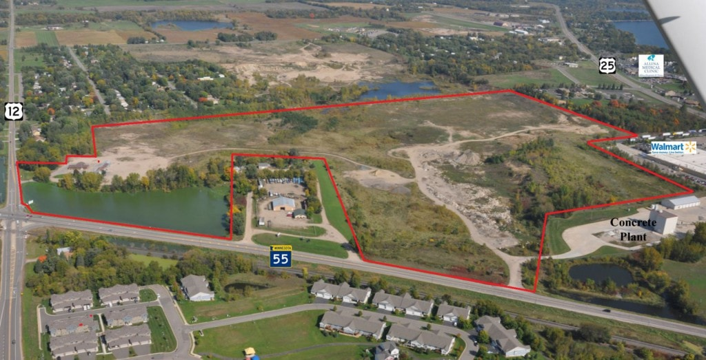 Buffalo – Highway 55 Industrial/Commercial Lots