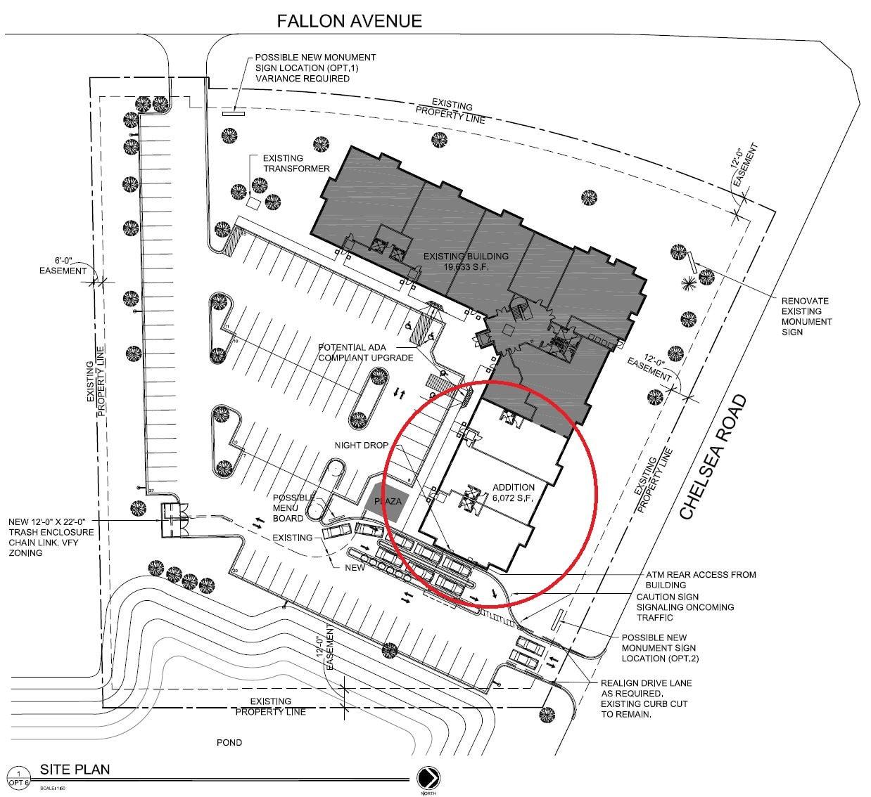 Monticello – 9766 Fallon Ave. Office Pre-Leasing