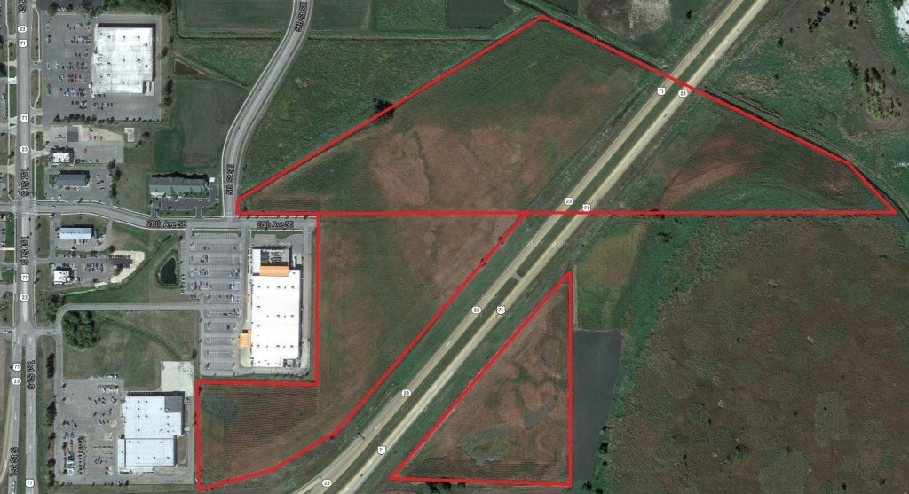 Willmar – Highway 7 & Highway 23 Land