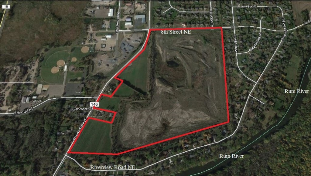 Hanover – 11575 8th Street Development Land