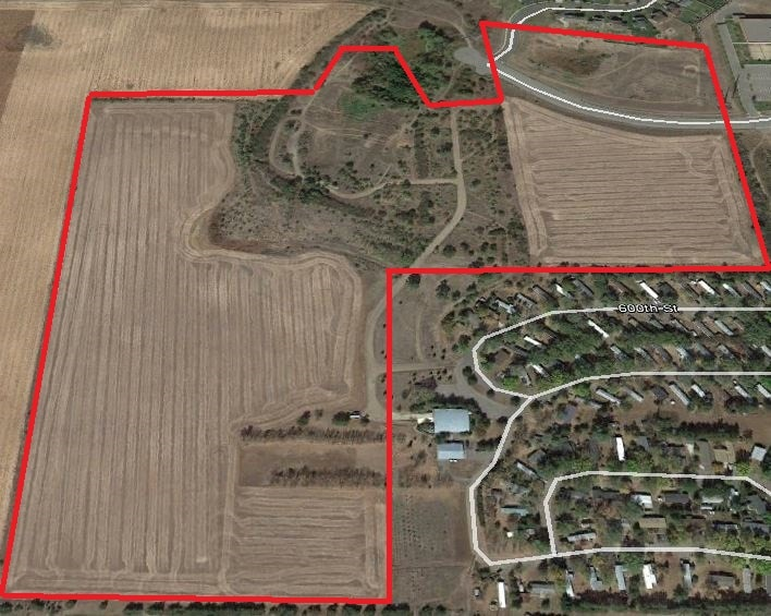 Monticello – School Blvd West Residential Development Land 68 Acre