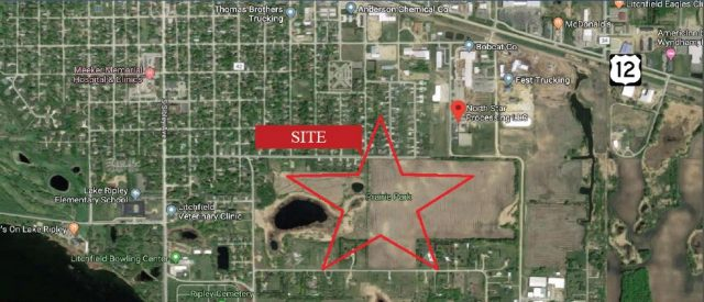 Litchfield – Butler East Residential Land