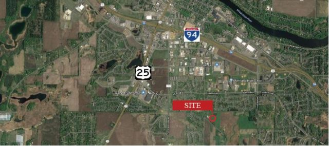 Monticello – 5106 85 Avenue Res Dev Land