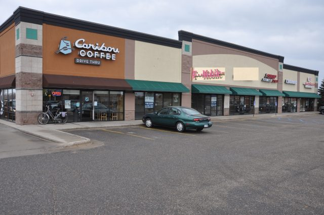 Rogers – 13635 Northdale Commercial Space