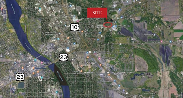 St. Cloud – Highway 23  8.91 Acres