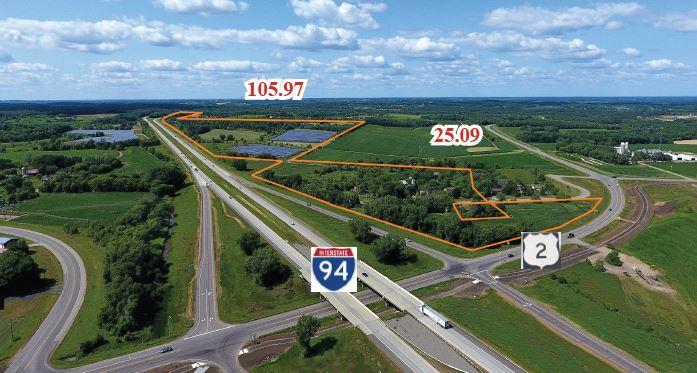 St. Joseph – 11126 Leaf Road 151.46 Acres