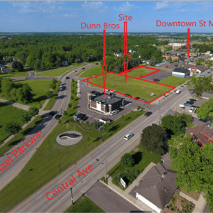 St. Michael – 113 Central Avenue  1.5 Acres