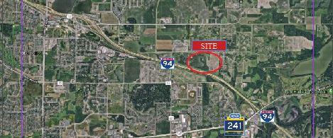 St Michael – 55th Street NE  87.15 Acres Industrial Land