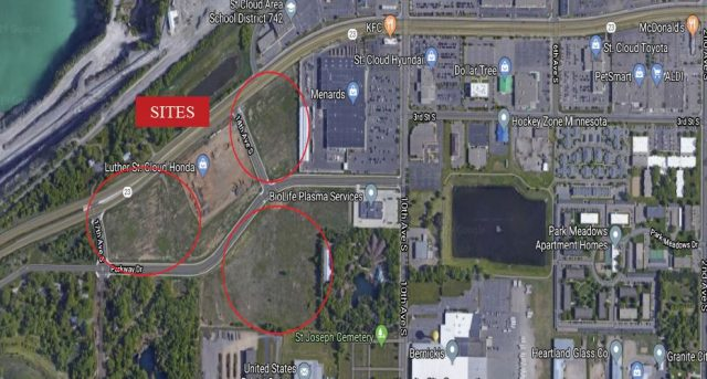 Waite Park – 1450 Parkway Dr. Commercial Land