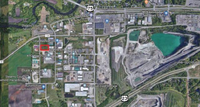 Waite Park – 232 34th Avenue Industrial Land